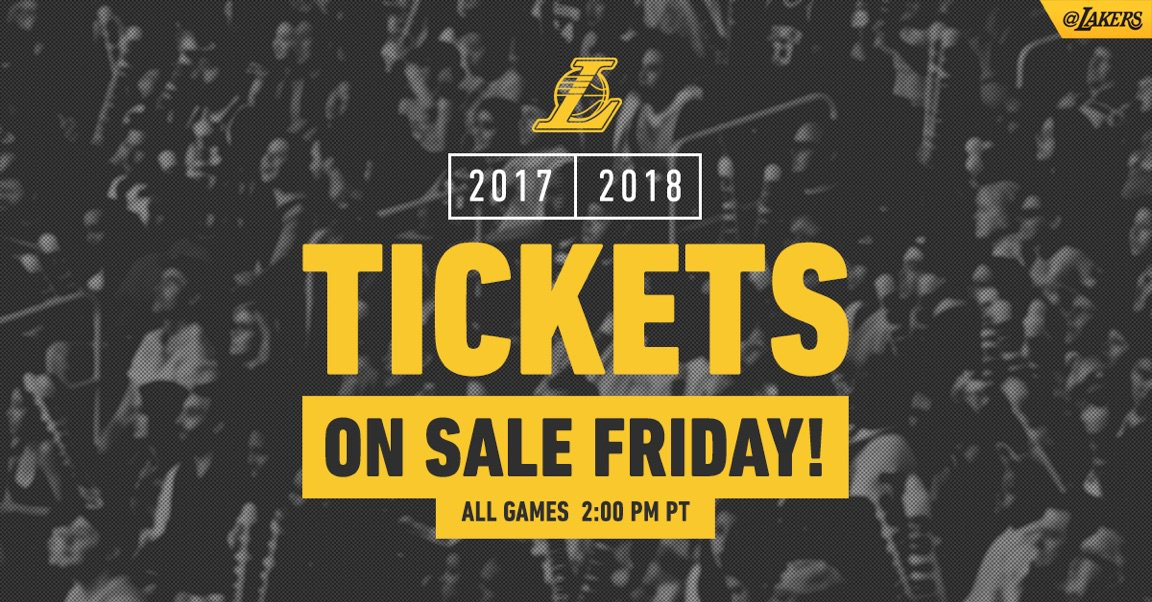 �� Tickets for the season go on sale tomorrow at 2 p.m. PT! Shop at https://t.co/PyT6XuGPBf https://t.co/yPJx47s2MD