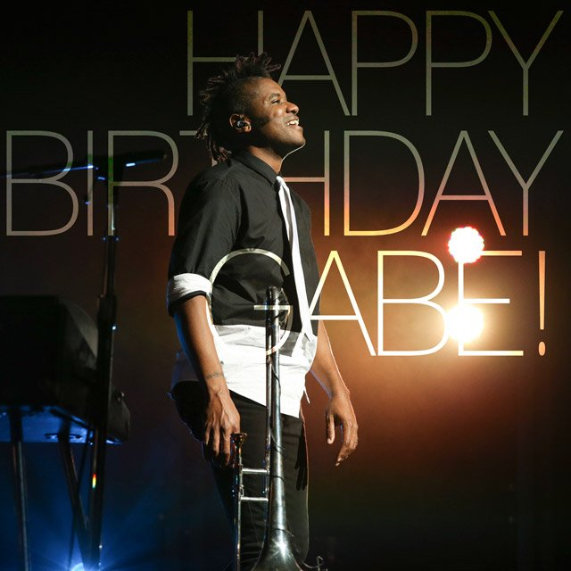 Happy Birthday @gabrialmcnair! https://t.co/HWvuR5riJR
