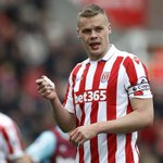 Stoke City's Ryan Shawcross misses Manchester United clash with back injury