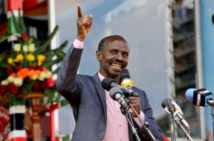 No vacuum in NASA after Isaac Ruto exit, says nominated MP Wilson Sossion