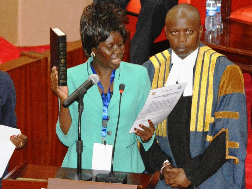 53 Busia MCAs shift focus to leaders of majority, minority after taking oath of office