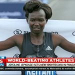 Mary Keitany wins Great North Run Half Marathon