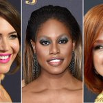 Glitz goes to the lobes at the Emmys: Dangly, drop earrings are a red-carpet must