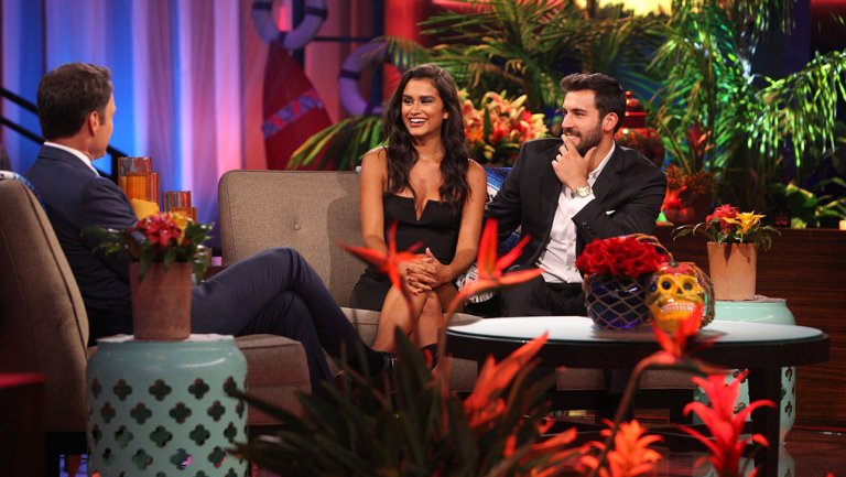 BachelorinParadise stars on why the ABC dating show can work @BachParadise