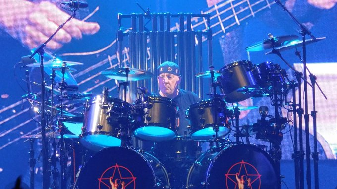 Happy 65th birthday to Neil Peart!