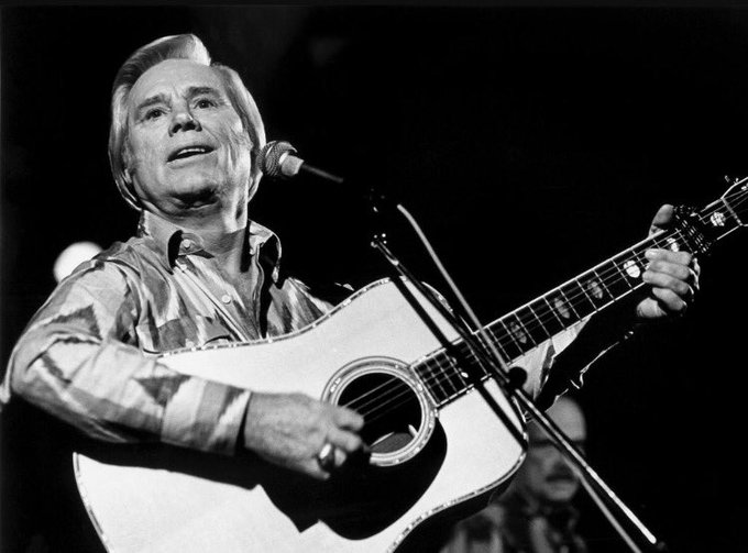 Happy Birthday to the late George Jones, the Possum would\ve been 86 today.