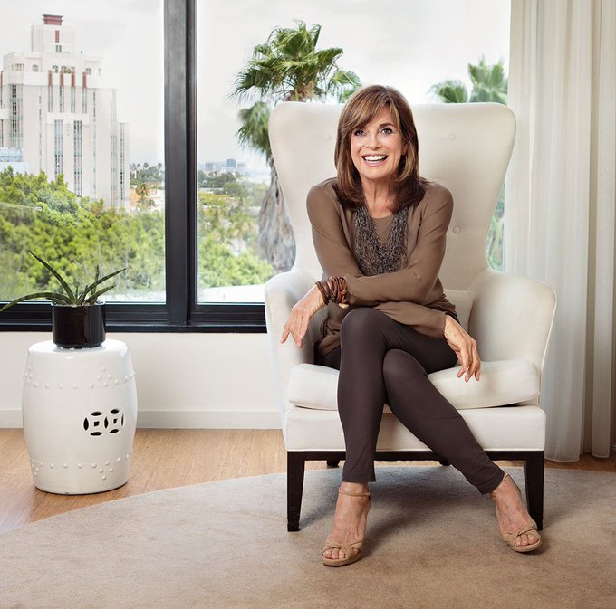 Happy birthday, Linda Gray