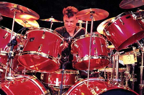 Happy Birthday to my inspiration in life. Thanks for everything Neil Peart!