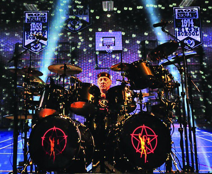 Happy birthday Neil Peart. I learned so much about playing bass with your drum tracks, a gift that keeps giving.