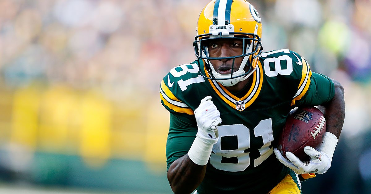 #Packers move WR Geronimo Allison to the active roster & release CB LaDarius Gunter  ��: https://t.co/76EuhB6dDo https://t.co/0WfC8kSelY