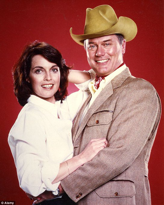 Happy birthday to star Linda Gray!