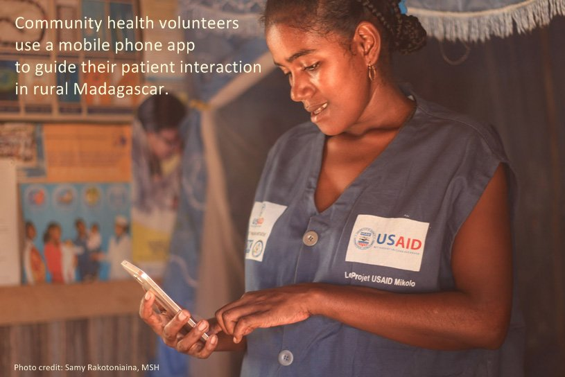 test Twitter Media - Read how community #health volunteers are using #smartphones to provide better care in remote areas of #Madagascar https://t.co/RXvpv81VpZ https://t.co/qa9xRoQrxs