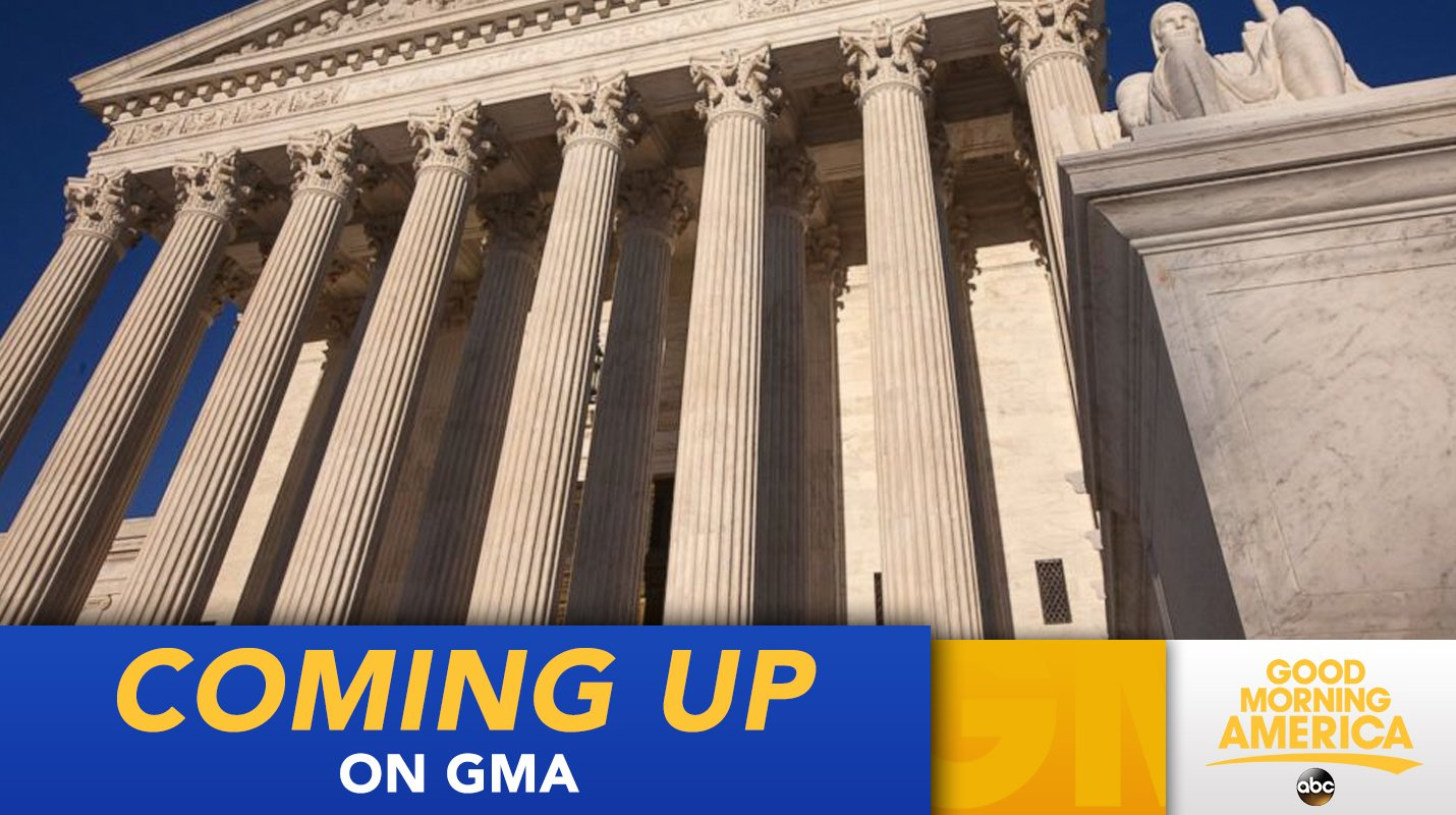 COMING UP ON @GMA: Justices allow Trump administration ban on most refugees https://t.co/QYsWHiMQGe