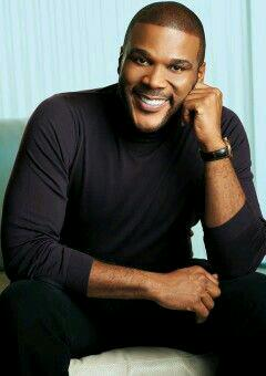 Happy Birthday, Emmitt \Tyler\ Perry, born September 13th, 1969, in New Orleans, LA.