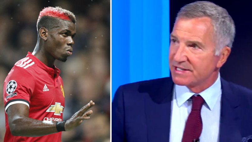 WATCH: Paul Pogba only played 18 minutes against Basel & Graeme Souness ripped into him... https://t.co/50KjijQP81 https://t.co/lr0X2a9g5L