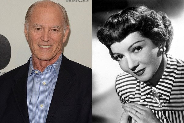 September 13: Happy Birthday Frank Marshall and Claudette Colbert