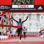 Athlete Eliud Kipchoge named Isuzu East Africa ambassador
