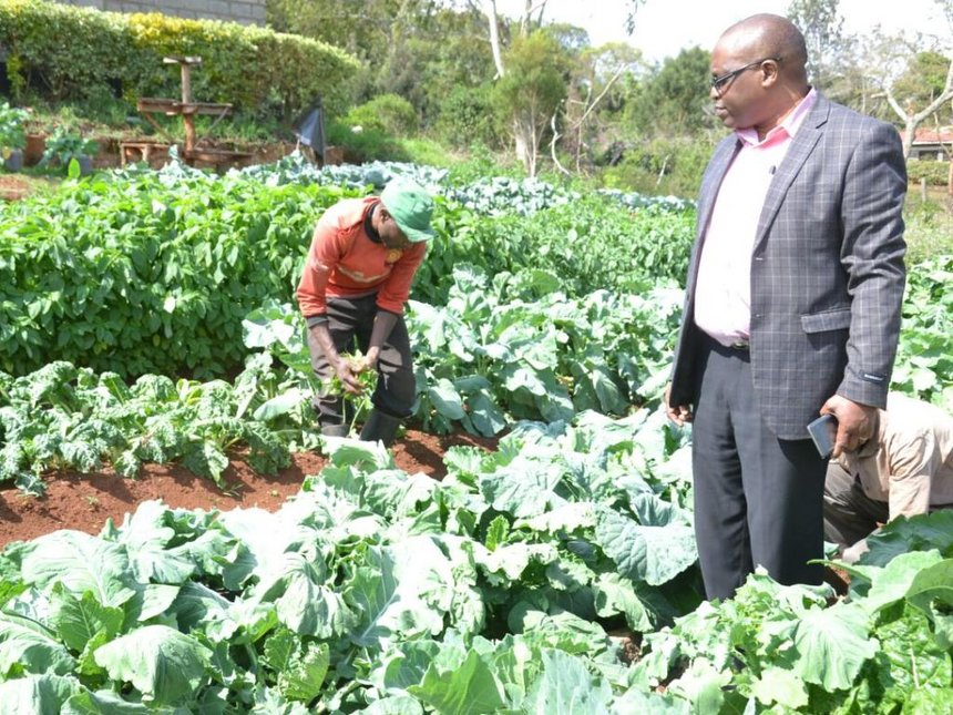No alcohol or cigarettes will be sold at Nyeri ASK Show, says chairman