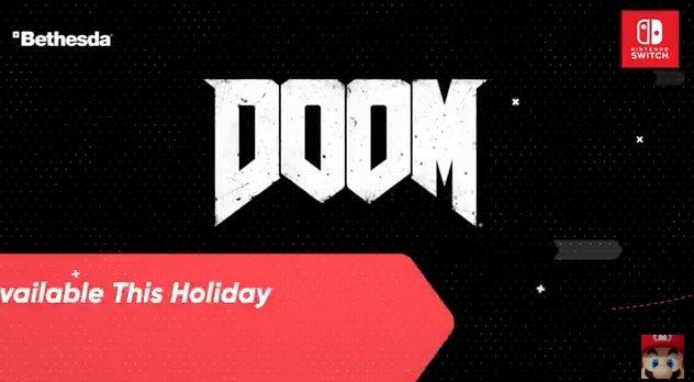 RT @RevistaCN: #Doom y #Wolfestein II al Nintendo Switch. #NintendoDirect #CNnoticia https://t.co/5T5aeW3dD9