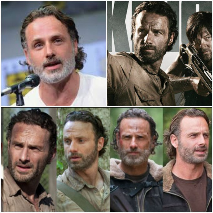 Happy Birthday to the Gorgeous Andrew Lincoln
