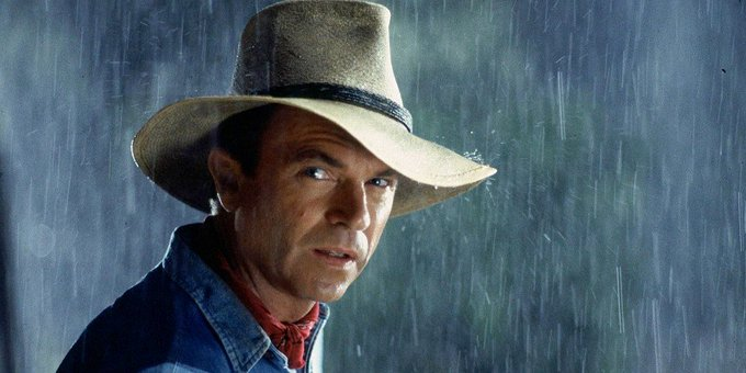 Happy birthday  Sam Neill!