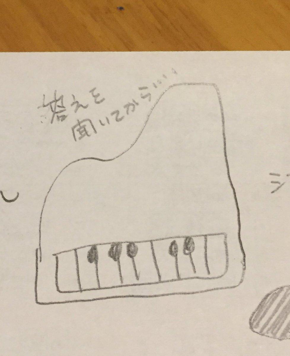 あ〜、ピアノって、こういうことか! #世界征服