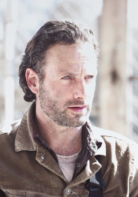 Happy birthday to the most beautiful men in the world Andrew lincoln
