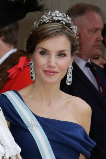 Happy Birthday Queen Letizia of Spain!