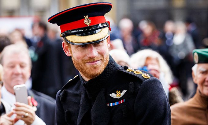 Happy birthday, Prince Harry