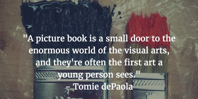 Sep 15th Happy Birthday, Tomie dePaola!