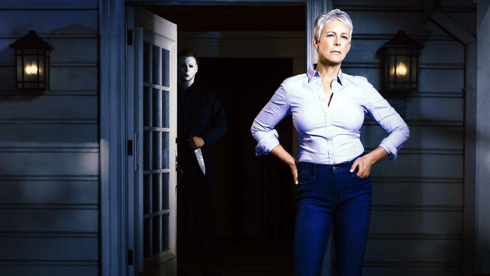 .@JamieLeeCurtis is returning for the Halloween reboot