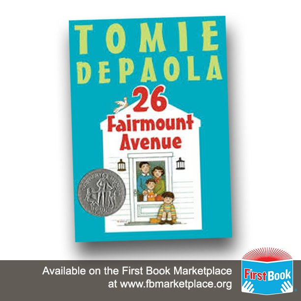 Happy birthday Tomie dePaola! Your books have brought us such joy -