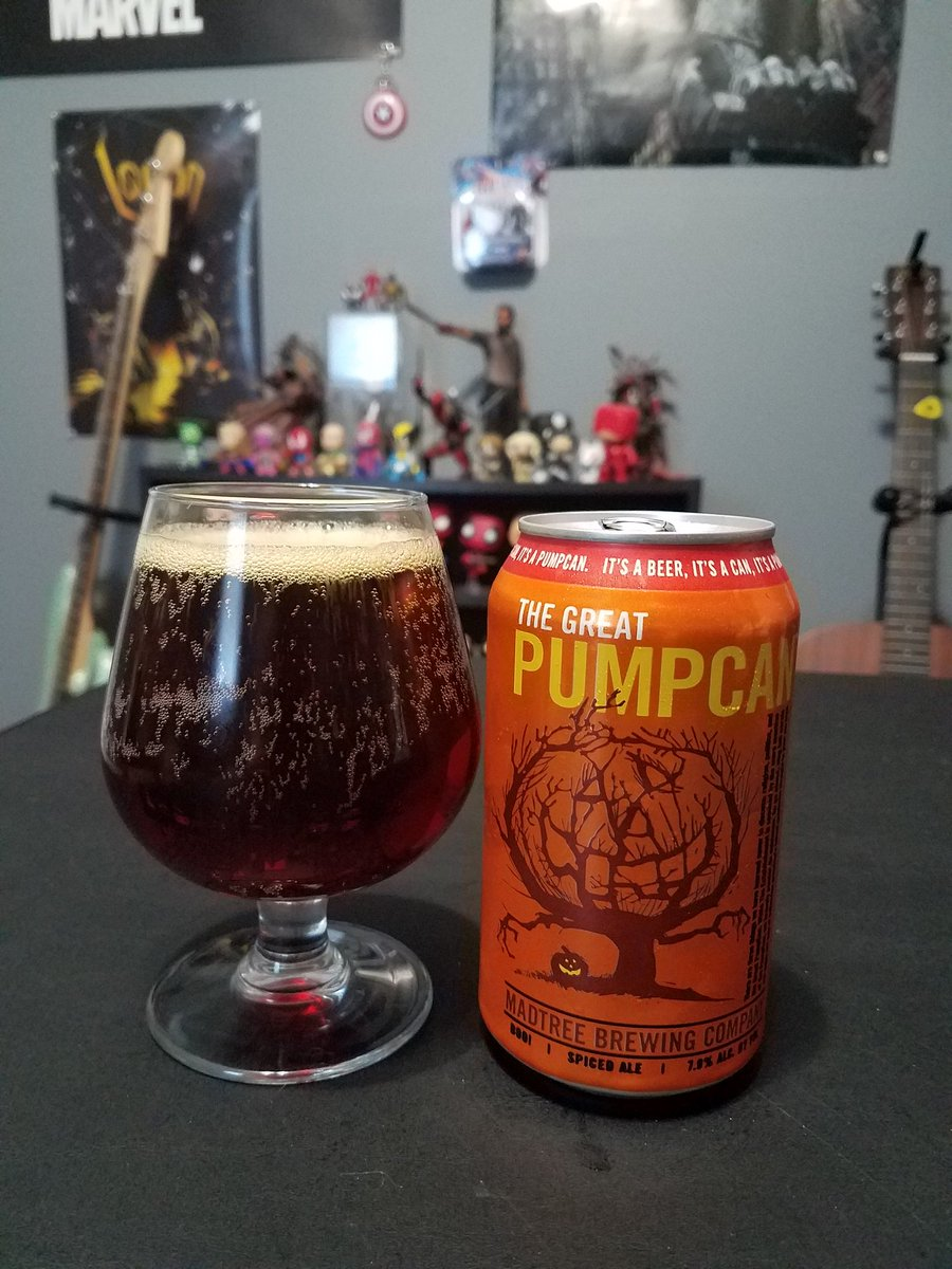 test Twitter Media - Fall's back (sorta) & so are we! We celebrate by worshipping The Great PumpCan by @MadTreeBrewing. Get the episode @ https://t.co/dJDgl9Ftev https://t.co/TiSkW3qAPB