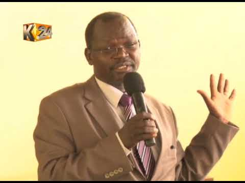 W.Pokot Governor Lonyangapuo in talks with nurses to end ongoing strike