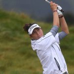 American Emily Tubert finds her way out of the rough to charge into NZ Open lead