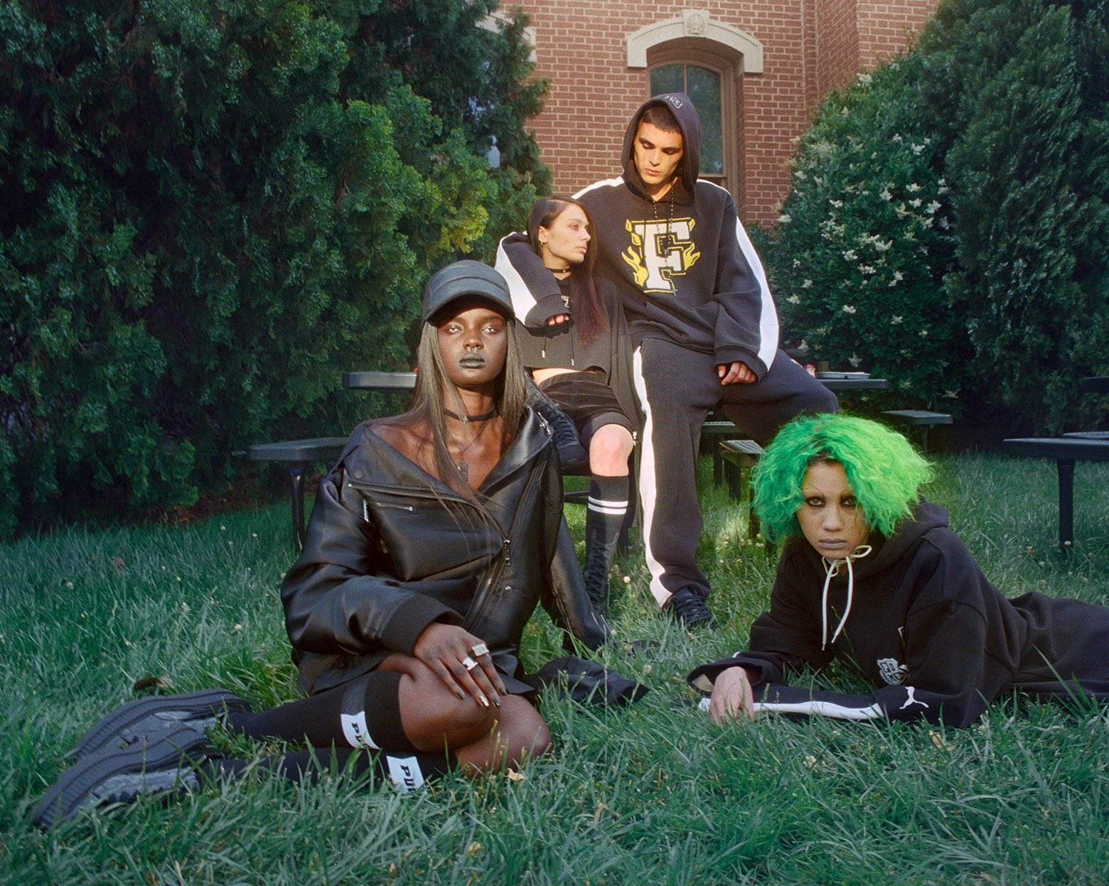 the grass is greener on the FENTY side. Shop the Fall @FENTYxPUMA Collection now! https://t.co/ptA1gkquJY https://t.co/fbvOTPR792