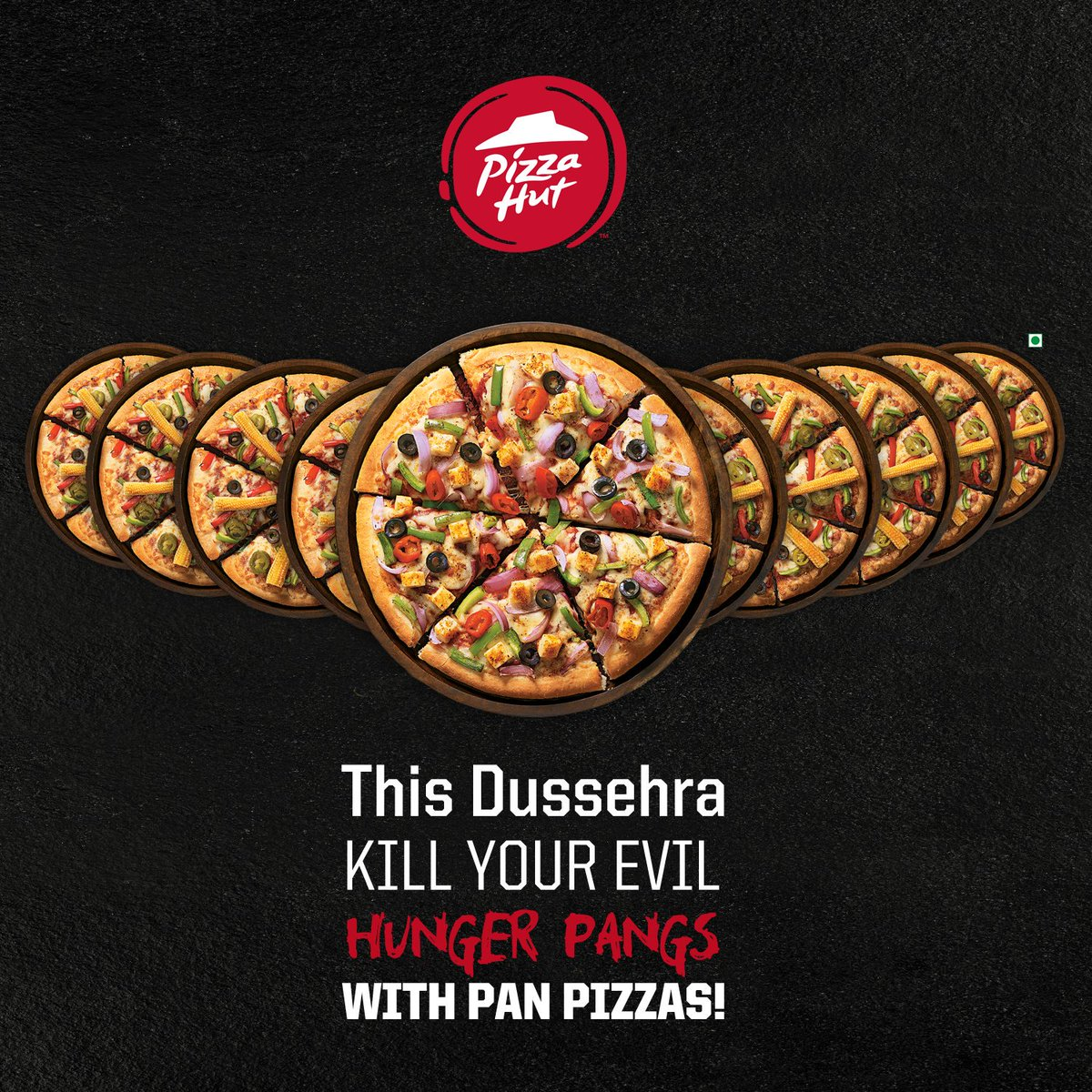 Defeat your hunger pangs with our pan pizzas Order Now https t.co Dyf1n1UXVr HappyDussehra https t.co EgpecZfj2G