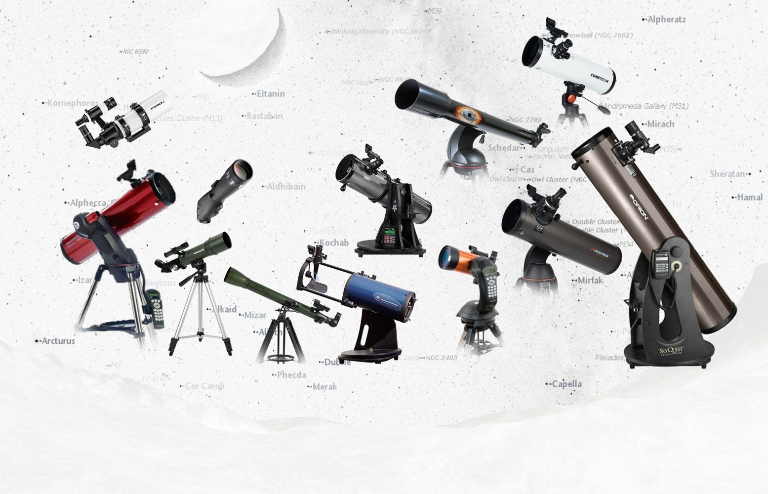 Which telescopes are worth your money? https://t.co/x6YzbTHih0 https://t.co/pXZSHQAKqu