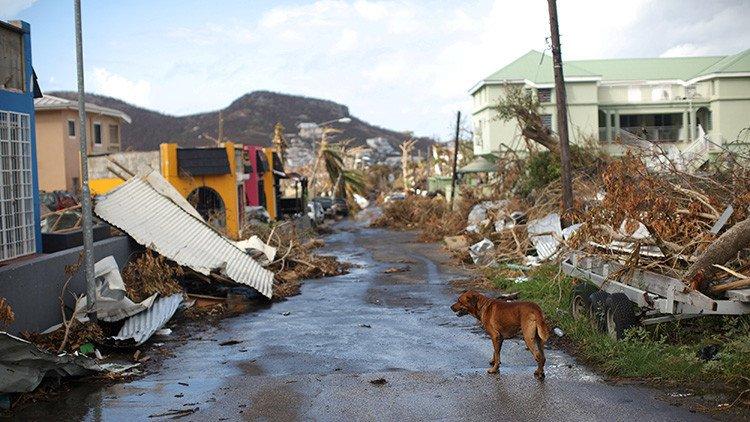 Hurricane Maria Devastates dominica