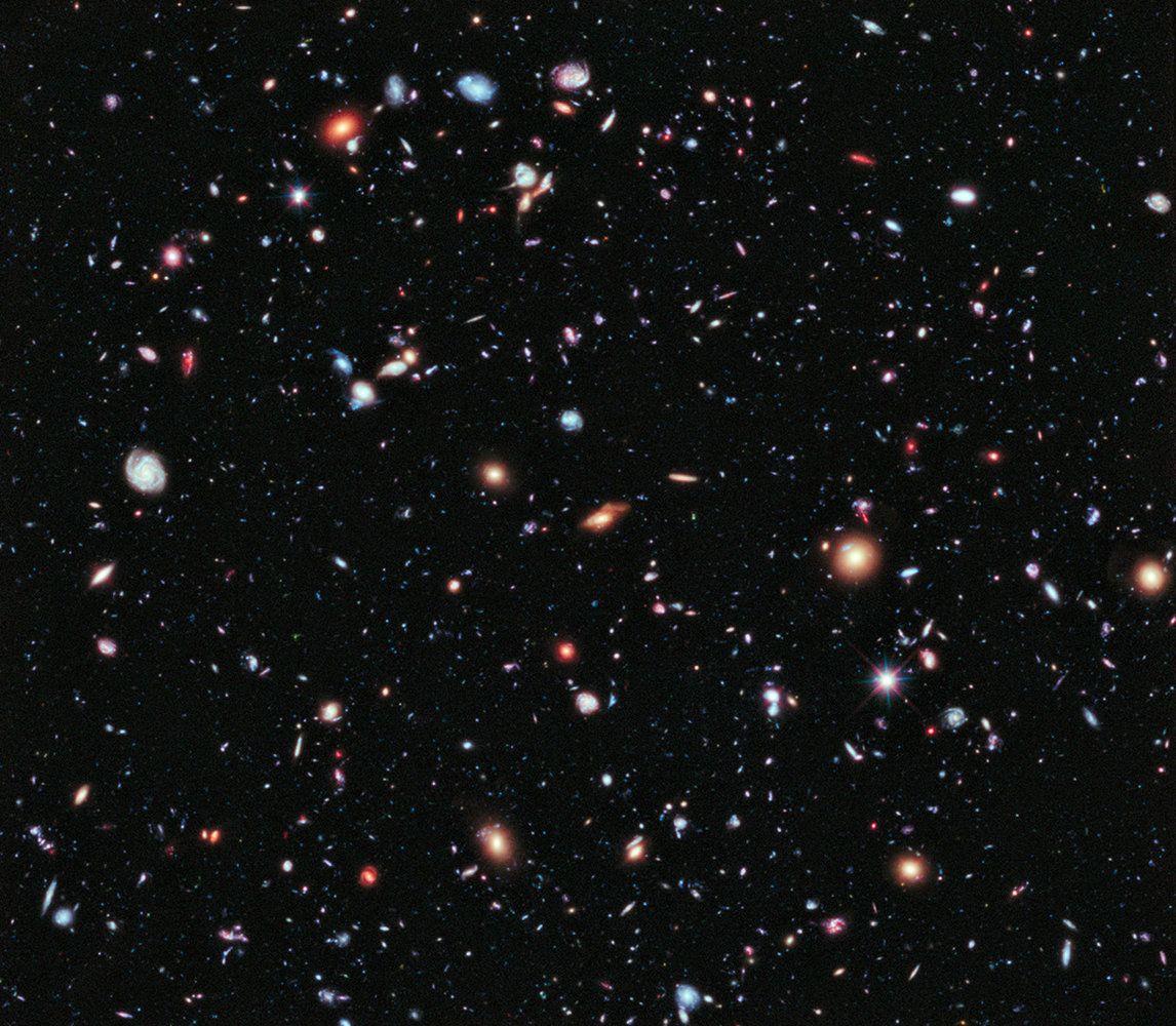 Can scientists determine the size of the universe? https://t.co/j6VhoD89r9 https://t.co/tCJ87WQjvU