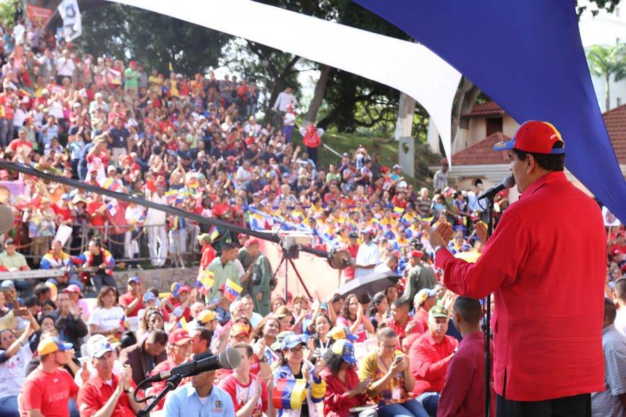 LoDijoMaduro ¡A Venezuela no l LoDijoMaduro: