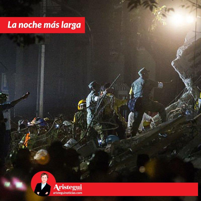 La noche más larga y dura que ha vivido el centro de México en los últimos años https://t.co/T3GG0NjAO0 https://t.co/YwopvGH0I2
