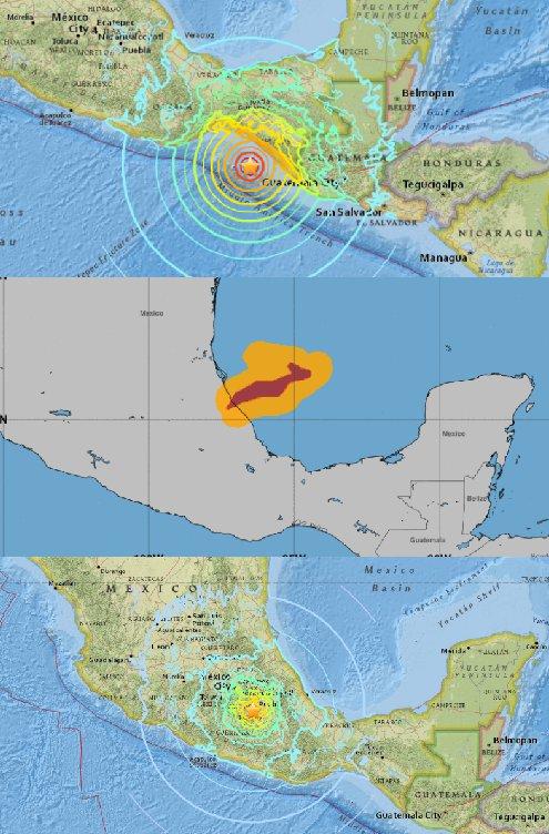 ¿Tuvo algo que ver el huracán #Katia con los terremotos en México? Esta es la respuesta: https://t.co/8LzETTk9aQ https://t.co/OqZ7FzeuD3