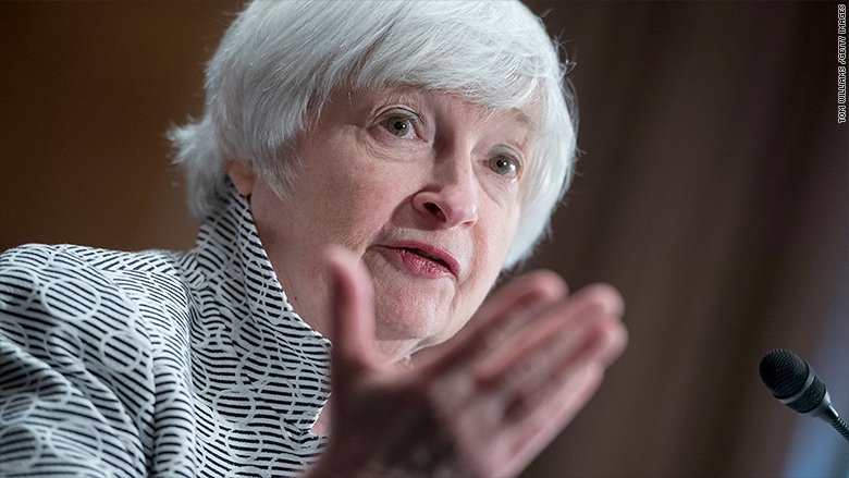 Monitor your credit report, warns Fed Chairwoman Janet Yellen after Equifax hack https://t.co/6DAk489mdK https://t.co/bHiVYQtXKE