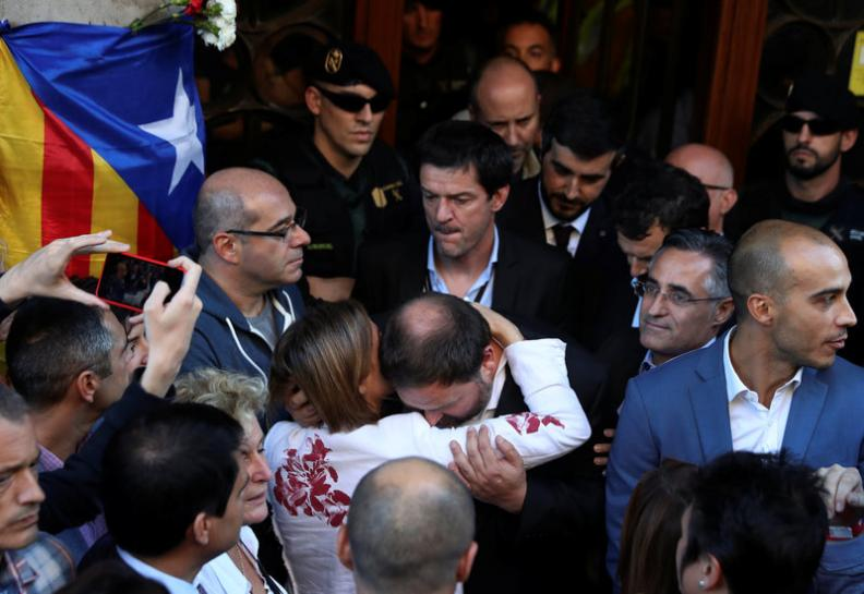 Spanish crackdown has undermined Catalan independence bid, regional leader says https://t.co/B0F4KSHgWj https://t.co/TLApa3kr6v