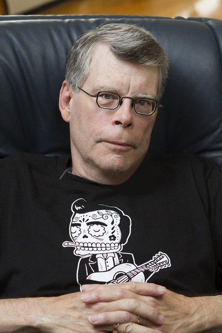 Happy Birthday Stephen King
