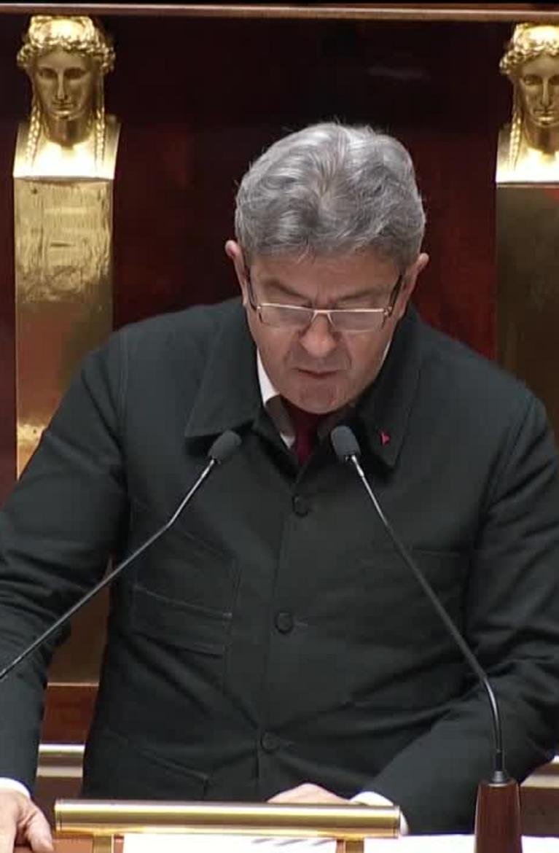 Jean-Luc Mélenchon ferait 'un mauvais président' pour deux tiers des Français https://t.co/2KMAkUQD50 https://t.co/klz8xrVbhi