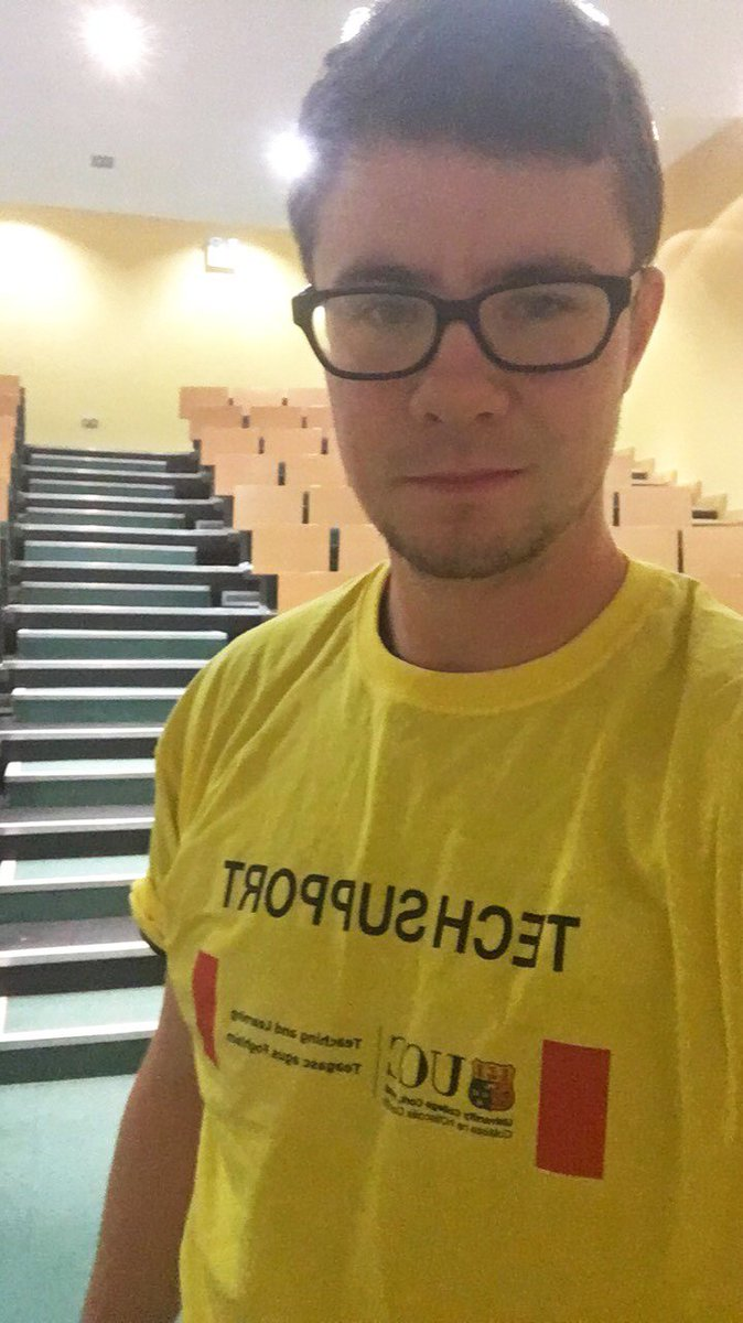 test Twitter Media - Academic staff, keep an eye out for our Tech Support Assistants - at all major UCC buildings today, from 8.30 to 10.30am. @johbees @tomomara https://t.co/F28aeaooCW