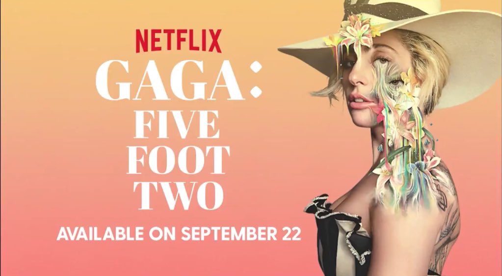 #GagaFiveFootTwo