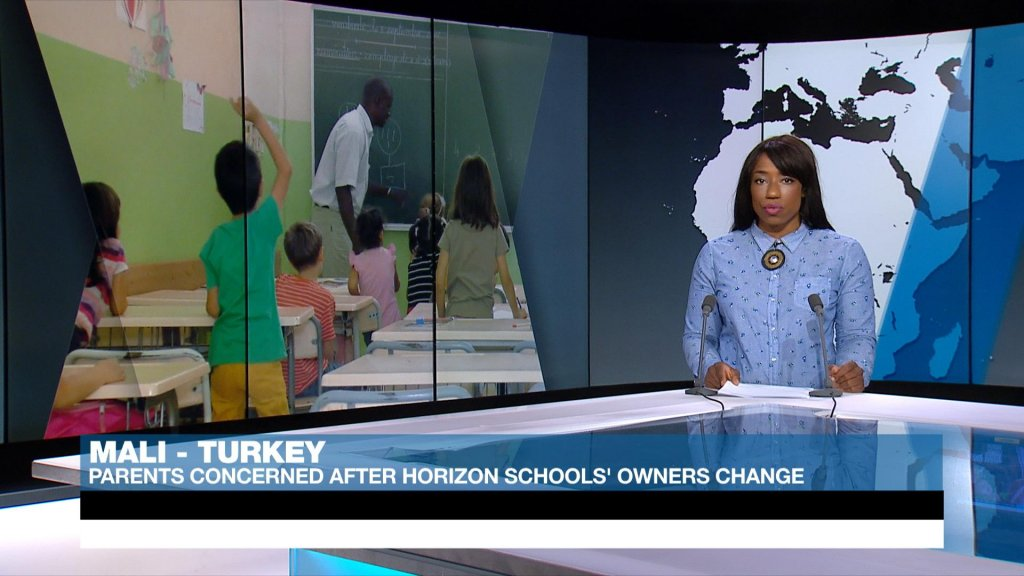 ACROSS AFRICA - Parents in Mali concerned about Turkish-owned schools